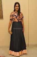 Sowmya Venugopal in Anarkali Dress at Kalamandir Foundation 7th anniversary Celebrations ~  Actress Galleries 017.JPG