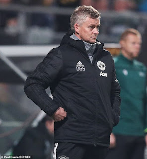 Ole Gunnar Solskjaer deletes his Twitter account after being trolled by fans
