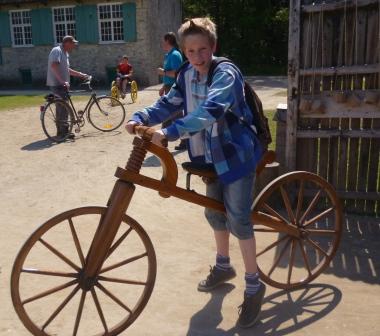 rollen voor fiets