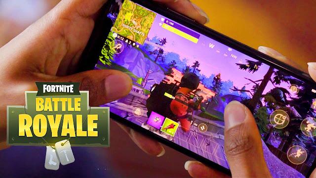 Fortnite Mobile İndirme ve oynama
