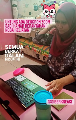 Pengalaman Jadi Narasumber di Event Indonesia Makin Cakap Digital 2021