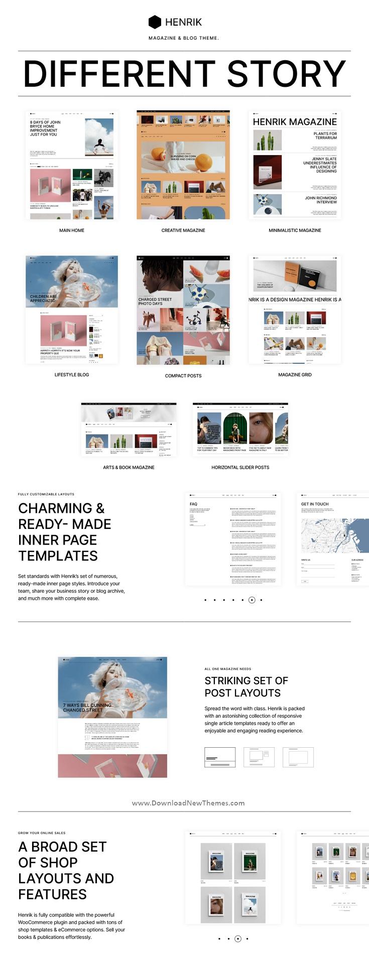 Creative Magazine Premium WordPress Theme