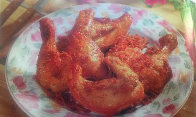 Resep Sederhana dan Cara Membuat ayam goreng lengkuas