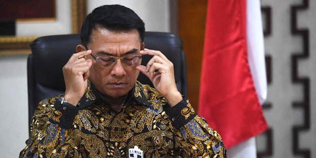 Peci Biru: Moeldoko Segera Pimpin Taubat Nasuha Para Pelaku GPK Demokrat