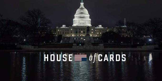 """Curiosidade sobre """"House of Cards"""""""