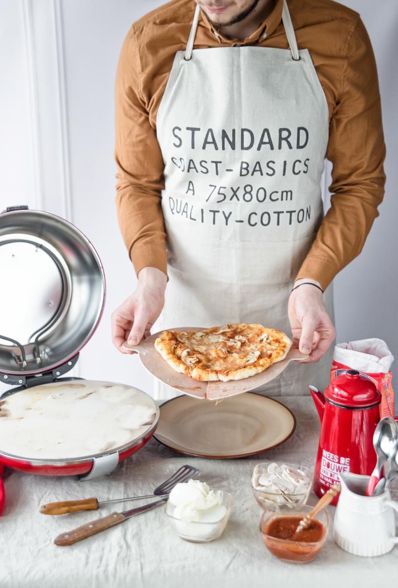 Pizza jak z pizzeri - 4 kroki, dzięki którym przygotujesz idealną pizzę