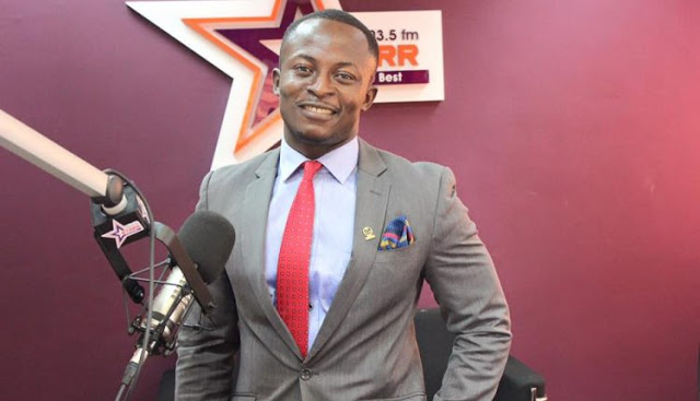 IT'S MIDDAY in Accra, This Is Kweku Obeng Adjei On Starr 103.5 FM