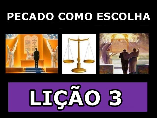 PECADO COMO ESCOLHA 3