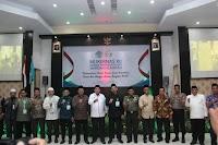 Gelar Mukernas XII di Makassar, Wahdah Islamiyah Komitmen Jaga Kebersamaan Umat