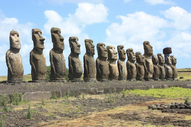 Easter Island, Polynesia -RictasBlog