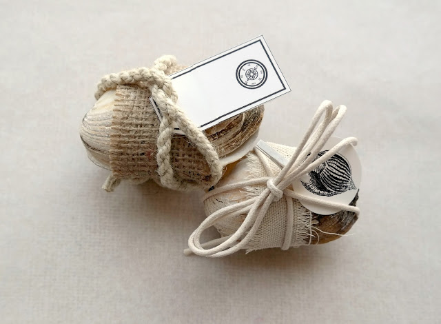 Sea Shell Gift Case Tutorial by Dana Tatar