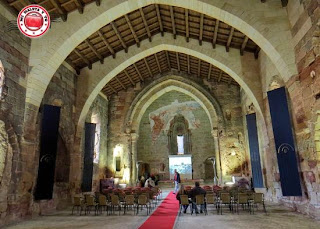 #GlobellersRural en la iglesia de Santiago de Sigüenza