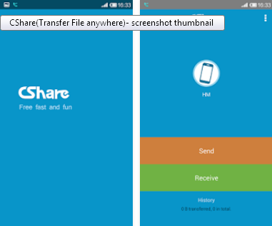 C Share V2.0.8 APK for Android Free Download