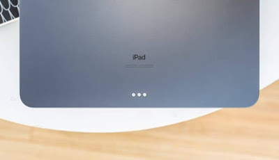 Apple incorrectly unveils four new iPad Pro models