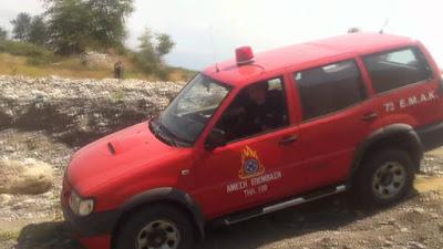 ΕΚΤΑΚΤΟ: Επιχείρηση της ΕΜΑΚ αυτή την ώρα στην Θεσπρωτία για τον εντοπισμό 36χρονου