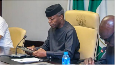 Is stealing crime fighting?: Many will be discouraged from fighting corruption -Osibanjo