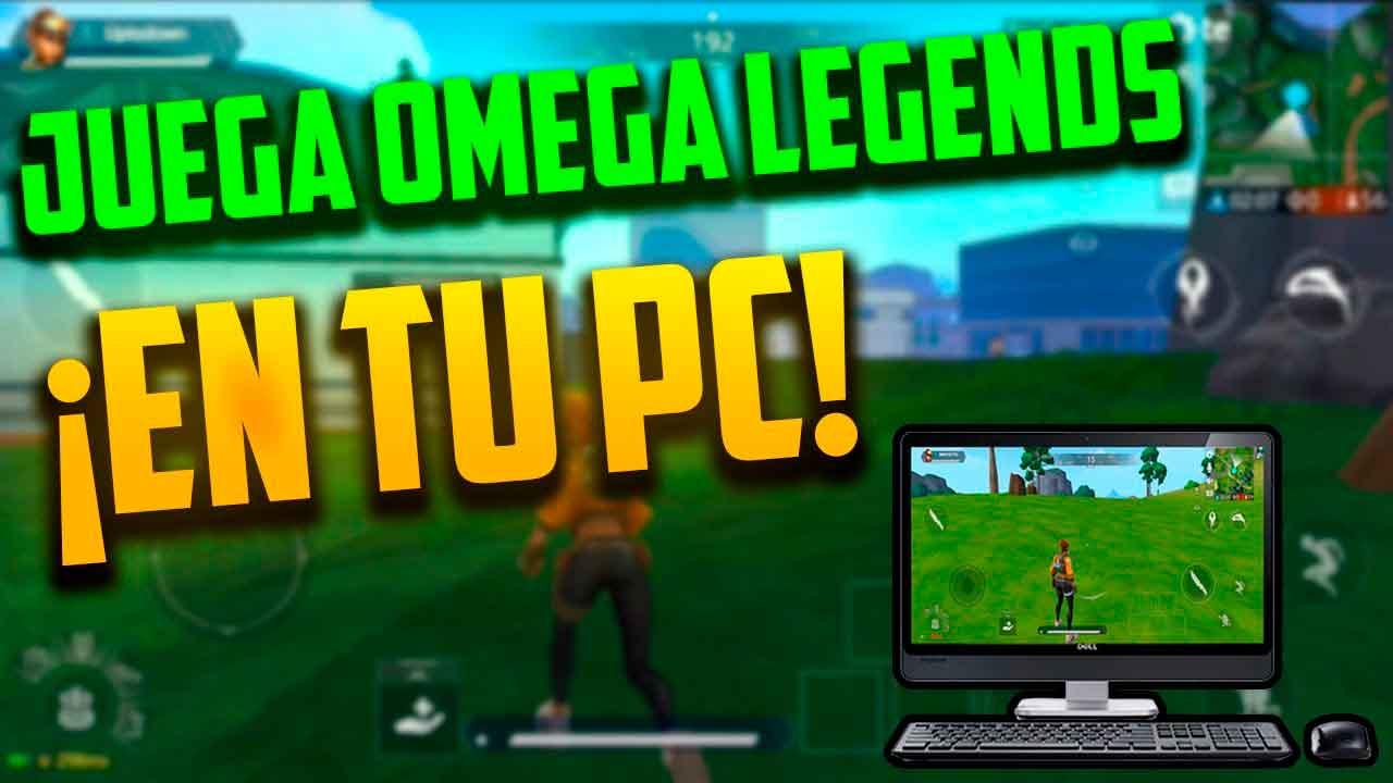 omega legends pc