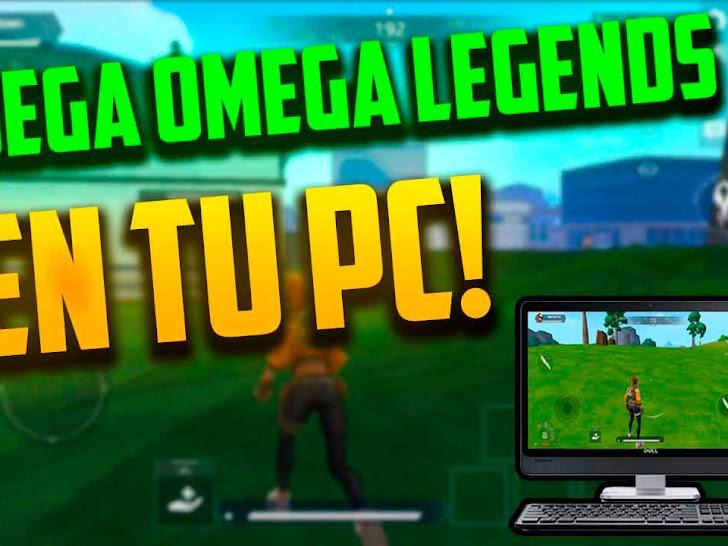 ▷ DESCARGAR Omega Legends para PC【GRATIS】2020 ¡Windows!