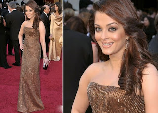 Aishwarya at Oscar