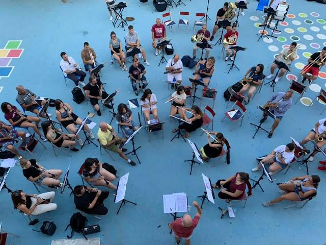 Η Φιλαρμονική Εταιρία Μάντζαρος κλείνει σήμερα το 30ο Μουσικό Φεστιβάλ Ναυπλίου