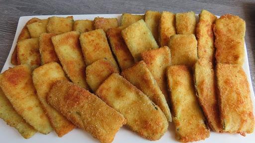 Kako Pohati Tikvice Brzo i Jednostavno - 2 načina / How to Fry Zucchini - 2 quick&easy ways