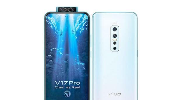 Vivo V17 Pro Resmi Dirilis di Indonesia, Inilah Spesifikasi dan Harganya