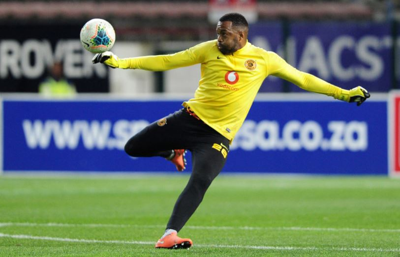 Bafana Bafana and Kaizer Chiefs legend Itumeleng Khune