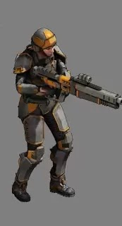 war commander Sentry