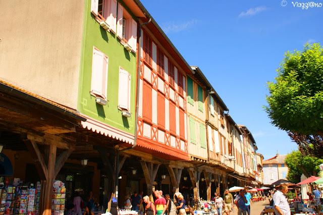 Visitare Mirepoix in Occitania