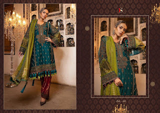 Deepsy maria b Embroidered pakistani Suits Wholesaler