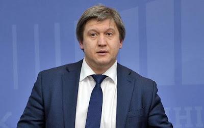 Данилюк в письме парламентариям предупредил о грядущем обвале гривны и скачке инфляции