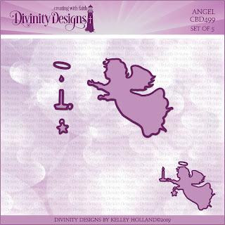 Custom Die: Angel