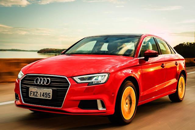 Audi A3 Sedan 2.0 TFSI 2019