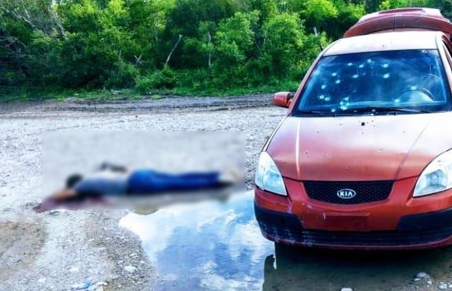 Tamaulipas; Sicarios del Cartel del Golfo agreden a Estatales, un Elemento herido y un Sicario muerto