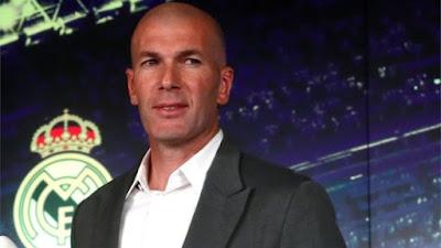 Penyebab Kekalahan Real Madrid, Ungkap Zidane