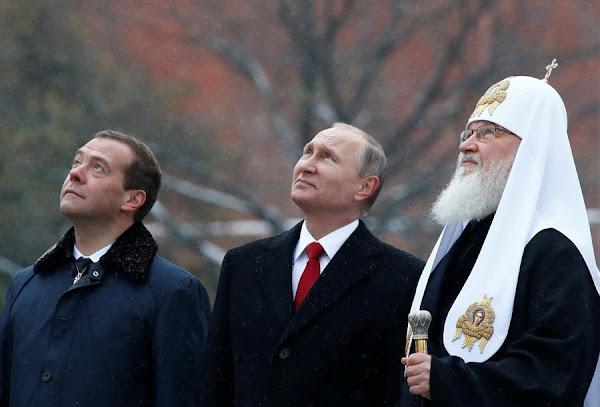 Правительство ждёт Навального