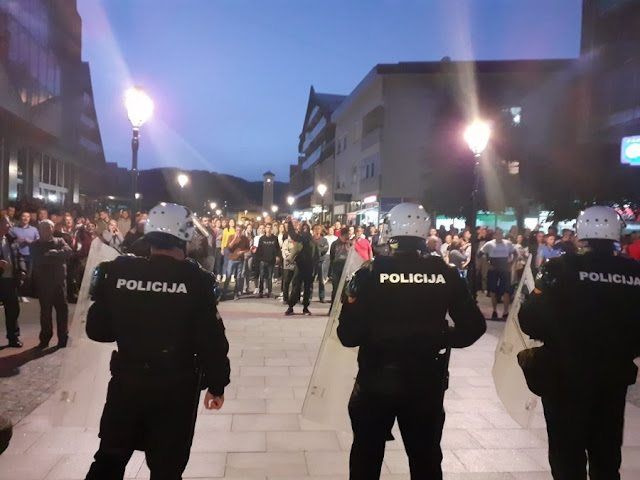 Montenegro arrests 8 Serbian Orthodox priests after violating coronavirus restrictions