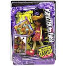 Monster High Pharrah de Nile Monster Family Doll