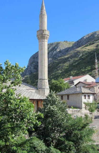 Mostar, minaret