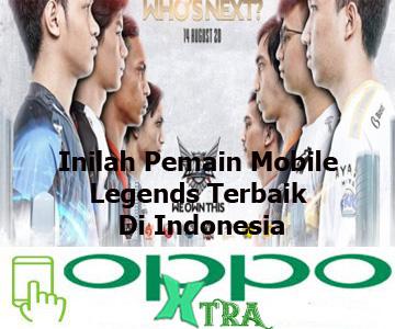 Inilah Pemain Mobile Legends Terbaik Di Indonesia