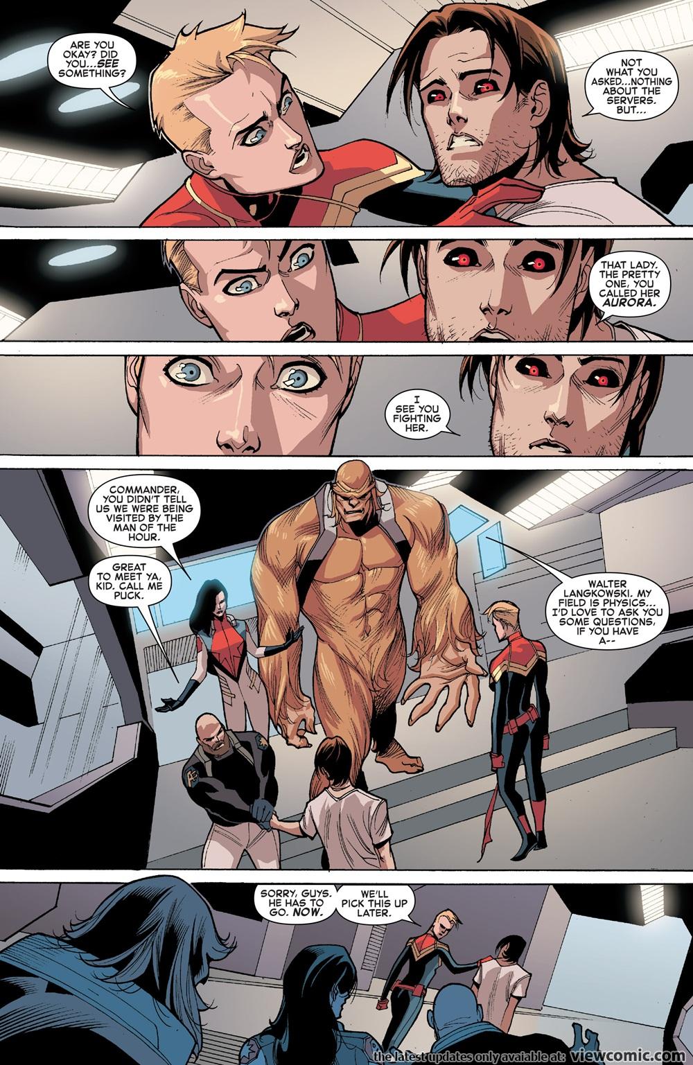 Captain Marvel v9 009 (2016) ...... | Vietcomic.net reading comics online for free