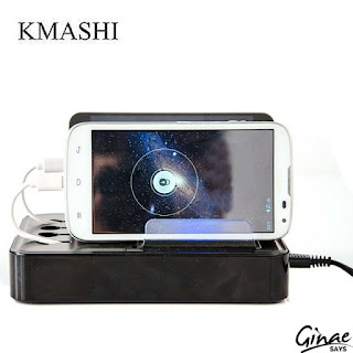 Product Review: Kmashi USB Charging Station