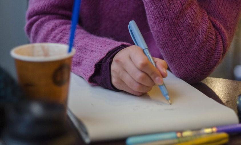 תהליך הכתיבה