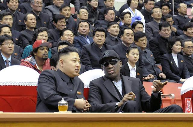 Rodman, Kim Jong Un's buddy, arrested for drunk-driving