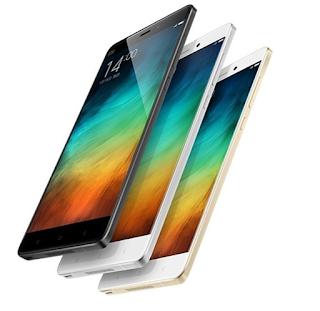 Harga Xiaomi Mi Note dan Spesifikasi Xiaomi Mi Note
