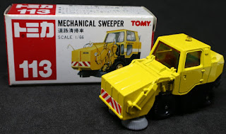 Tomica - 113 , 紙盒裝