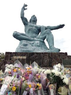 Peace Memorial Park, Nagasaki