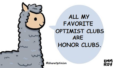 optimist honor club