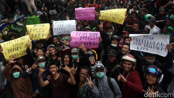 Massa Aksi 221 Tanjung Priok Apresiasi Permintaan Maaf Yasonna Laoly