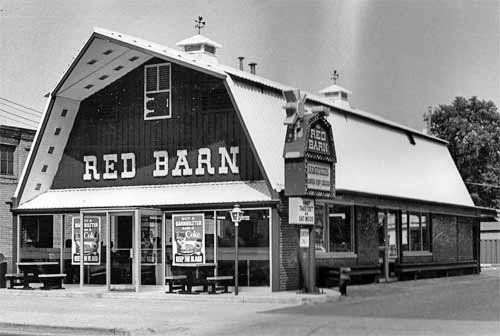 Lost Toronto Red Barn Burgers Then And Now